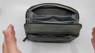 Peak Design Tech Bag - A Quick Honest Review