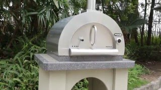 NXR Wood Burning Oven Cooking Instruction Guide