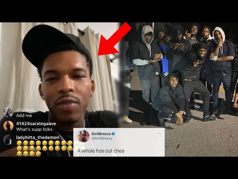 600Breezy Responds To Quando Rondo And Clowns Him For Cance!ing His Show!?