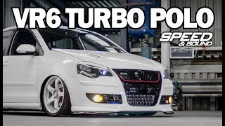 Aired-Out Polo VR6 Turbo!