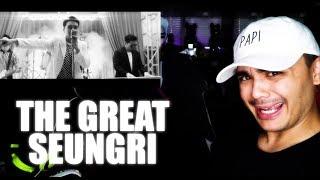 SEUNGRI   1, 2, 3 MV Reaction [THE GREAT SEUNGRI LADIES AND GENTLEMEN]
