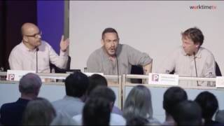 Paul Mason at Labour Progress debate. Form your own party and get on with it