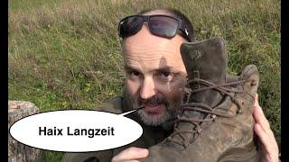 Langzeit Test Haix | Survival Messer