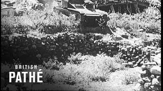 In The Ethiopian War Zone (1935)
