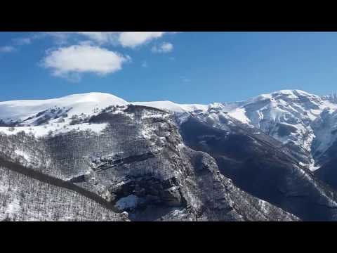 Preview video Balcone panoramico di Pianagrande