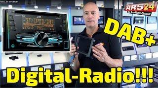 JVC KW-DB92BT | Doppel-DIN Radio mit DAB+, Bluetooth | Review | ARS24