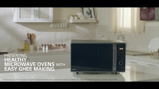 lg all in one microwave oven