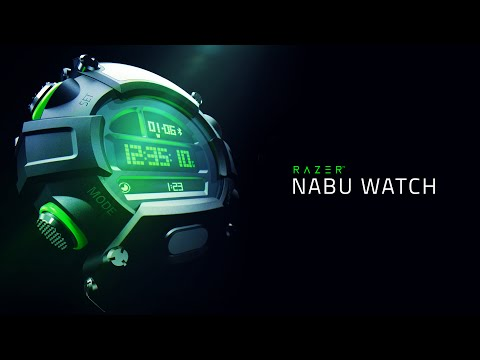 Razer Nabu Watch | Keep Time, Stay Informed, Live Smarter