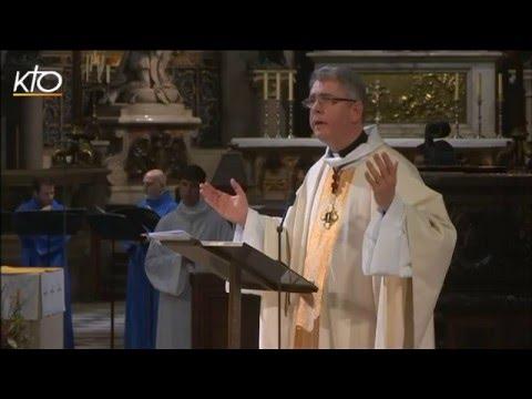 Messe des familles à Notre-Dame de Paris