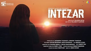 INTEZAR | The story About A Lonely Women | Short Film  | Mansha Telefilms