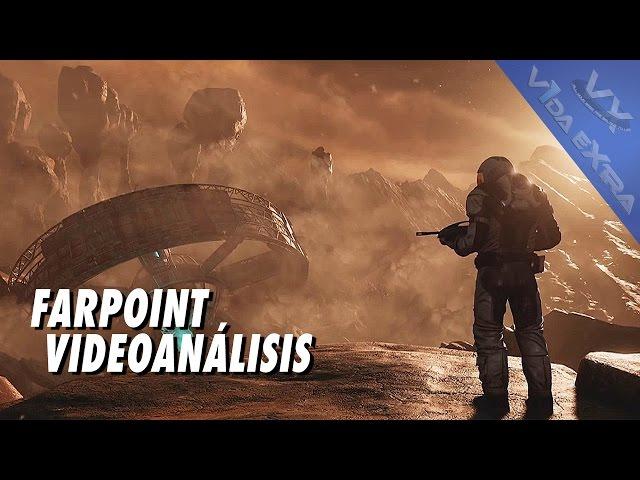 Videoanálisis de Farpoint, el FPS más inmersivo en consola