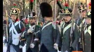 Учения на Семёновском плацу 2009 (100 ТВ)