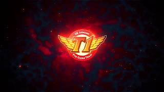 [CC] SKT T1 Faker : Faker activates his Ultimate Rage mode because of Sky [ Full Game ]