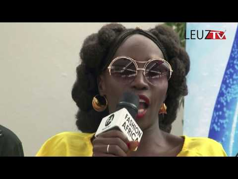 Conférence de Press Dakar fashion week 2018: Adama Paris annonce la couleur