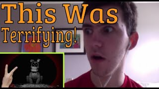 """""""This Was Terrifying!"""" Reacting To Game Theory: FNAF, The Grave Robber"""