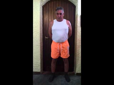 Ginocchio doa Grado giunto 3 trattamento