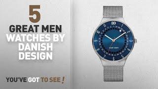 Top 10 Danish Design Men Watches [ Winter 2018 ]: Danish Design IQ68Q1050 Mesh Stainless Steel Band