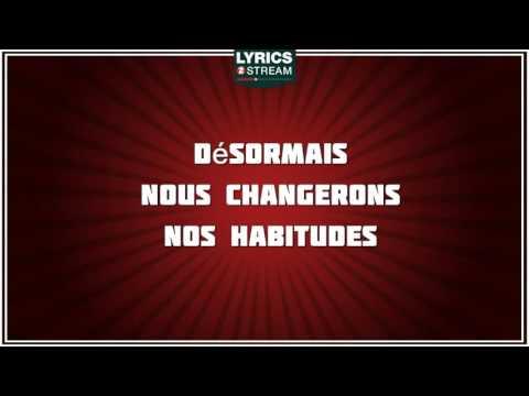 Desormais - Charles Aznavour - paroles