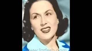 مازيكا كلمني كلمتين - الفنانة / ليلي مراد ...... ( يسري سليم ) تحميل MP3