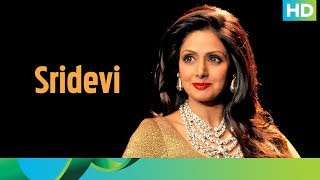 """Remembering India's first female superstar """"Sridevi"""""""