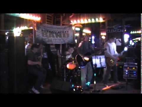 Russell Scott Band - LIVE DEMO