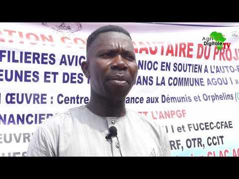Togo- Valorisation des filières avicoles et manioc à Agou Togo- Valorisation des filières avicoles et manioc à Agou