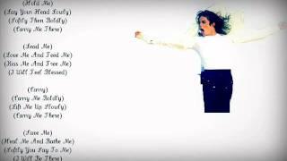 Michael Jackson - Will you be there. (Lyrics).