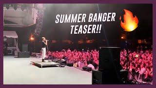 Johnny Orlando LEAKS NEW SUMMER BANGER MUSIC At CONCERT!! (hey, how r u? how u been feeling teaser)