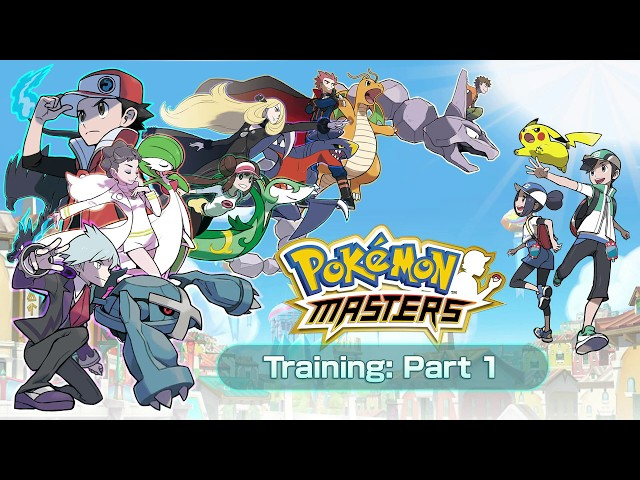 Pokémon Masters Official Site