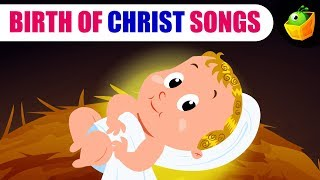 Birth of Christ Songs + more popular bedtime songs from christmas collections for Kids