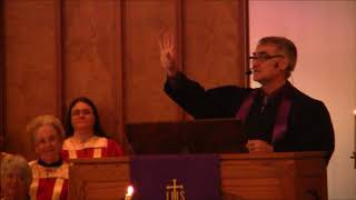 """Save Us!""; Scripture Readings: Psalm 118:21-29 and John 12:12-19; Rev. Craig J. Wright; S"