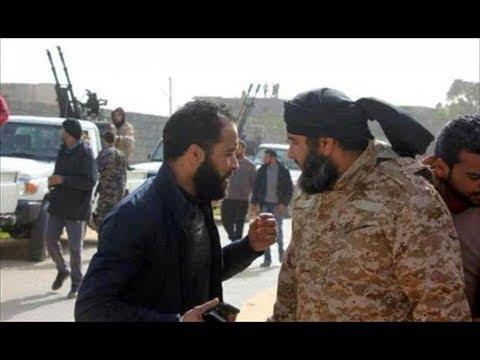 فيديو بوابة الوسط | التاجوري يسيطر على مواقع خاضعة لقادة سابقين بـ«ثوار طرابلس»