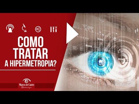 Teste oculare miopie