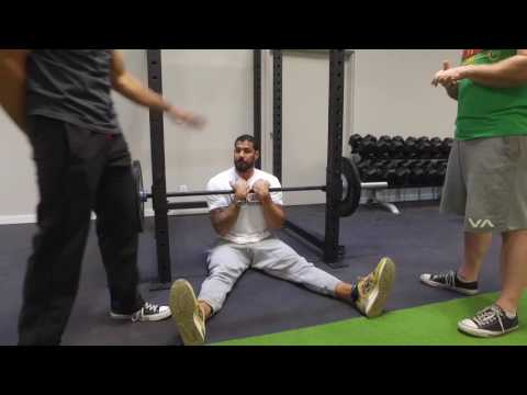 Z Press to take Your Shoulder Development to the Next Level