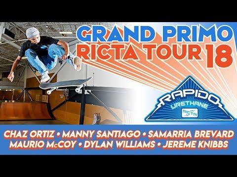 Ricta Grand Primo Tour 2018