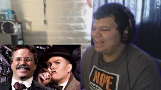 THEODORE ROOSEVELT vs WINSTON CHURCHILL Rap Battle!!! *REACTION*