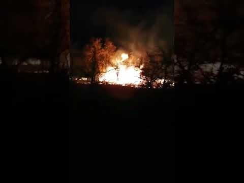 Širi se požar na Svrljiškim planinama [video]