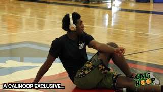 Somebody STOP Kyree Walker!! 6'5 2020 BEAST!! Official CaliHoop Exclusive...