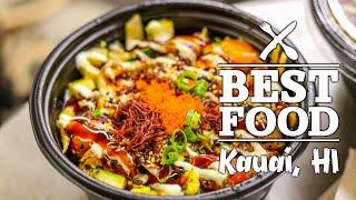 Best Food In Kauai Hawaii The Journey