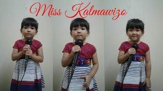 """Hei Raw, Hei Hah""   Miss Kalmawizo Thiek  "
