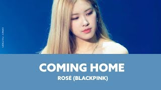 ROSÉ (BLACKPINK) - Coming Home (Skylar Grey   - YouTube