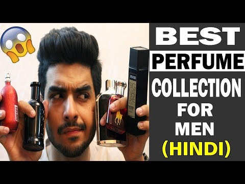 BEST and CHEAP long lasting perfumes for INDIAN men | My perfume collection 2018