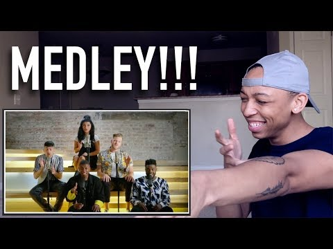 Singer Reaction To TOP POP, VOL. I MEDLEY By Pentatonix Mp3