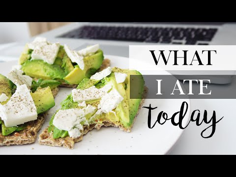 What I Ate Today - Healthy & Easy Recipe Ideas