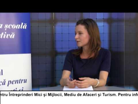 (VIDEO) Locuri de muncă pentru TINEri în București și regiunea Sud – ALEXANDRA SAVENCU (E30)