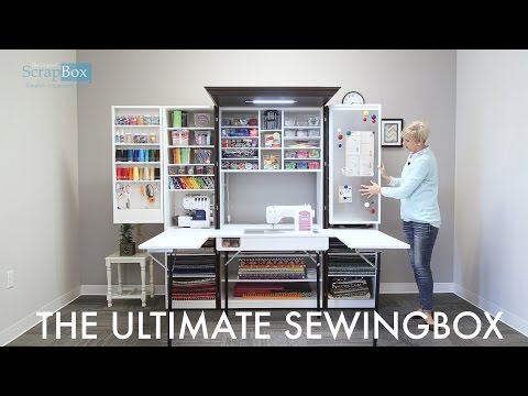 The Ultimate SewingBox!