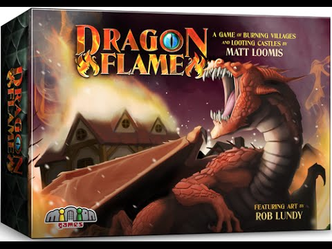 Board Game Brawl Reviews - DragonFlame