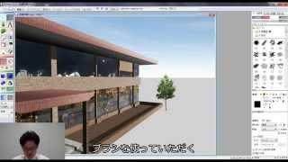 Piranesi6.2動画面の作成機能の使い方