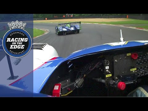 On board V8 growl v V10 scream at Brands Hatch