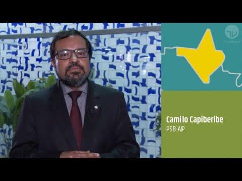 Trabalho de Base - Camilo Capiberibe